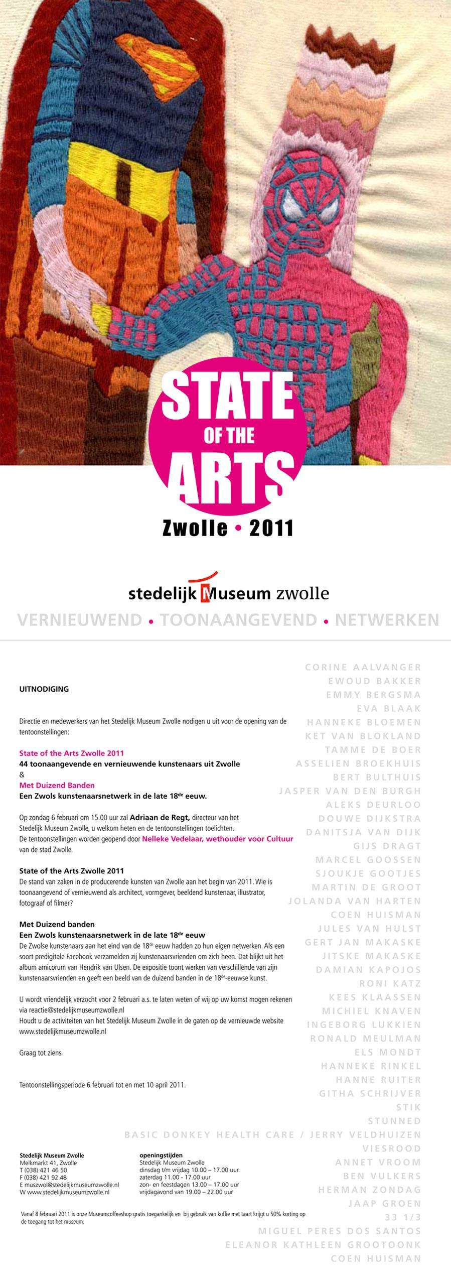 State of the Arts Zwolle 2011