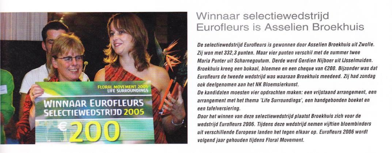 Bloem en Blad nr.20 2005